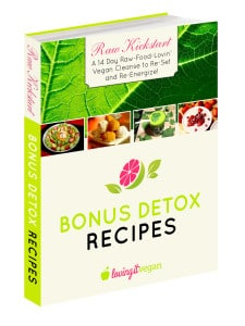 Bonus Detox Recipes