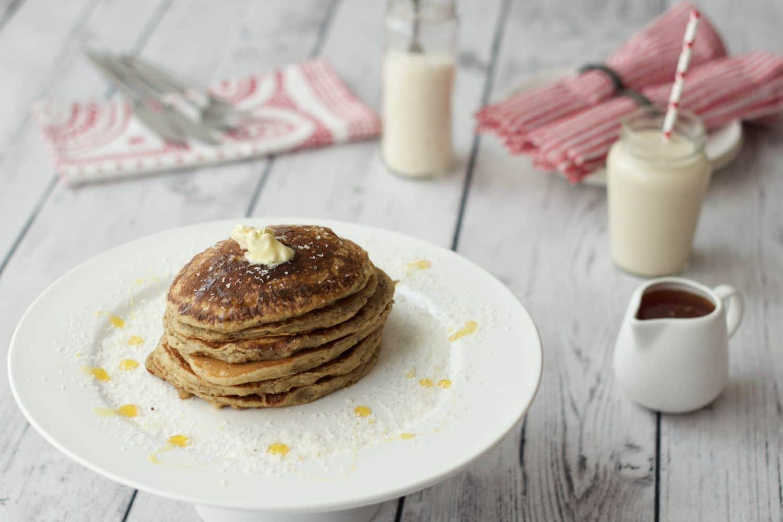 Vegan coconut pancakes loving it vegan vegan coconut pancakes ccuart Images