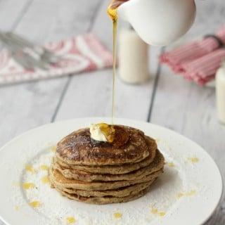 Vegan Coconut Pancakes
