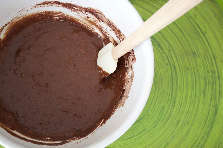Vegan Chocolate Cake #Vegan #Dairy-Free