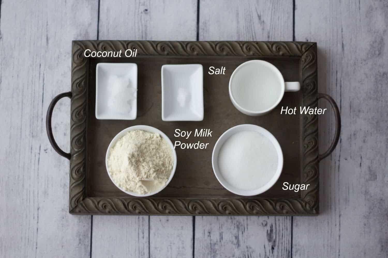 How to make vegan condensed milk! #vegan #gluten-free #dairy-free