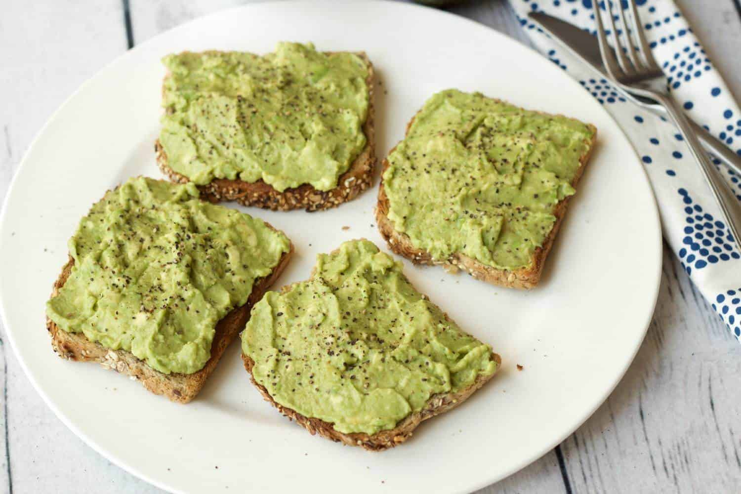 Image Result For Avocado Toast Spicy