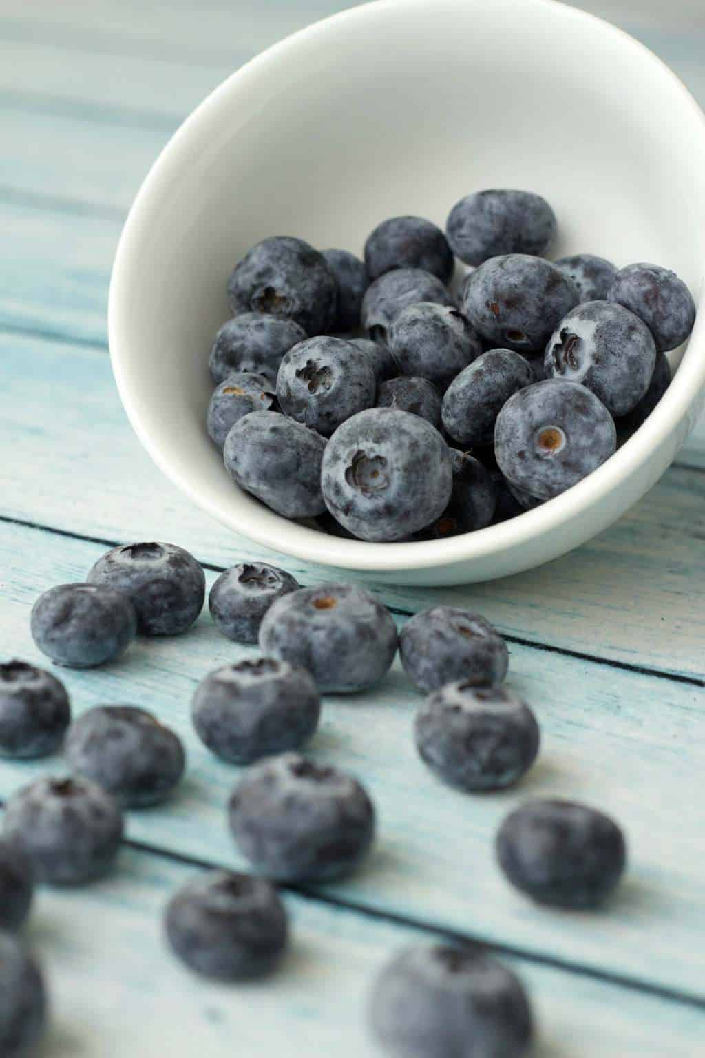 Fresh Blueberries