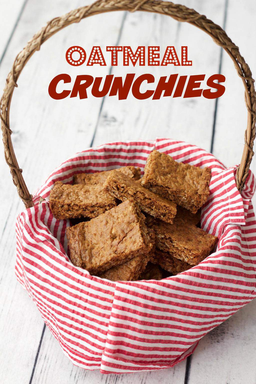 Hearty and wholesome South African Oatmeal Crunchies. Similar to vegan oatmeal cookies, but crunchier! #vegan #lovingitvegan #dairyfree #cookies