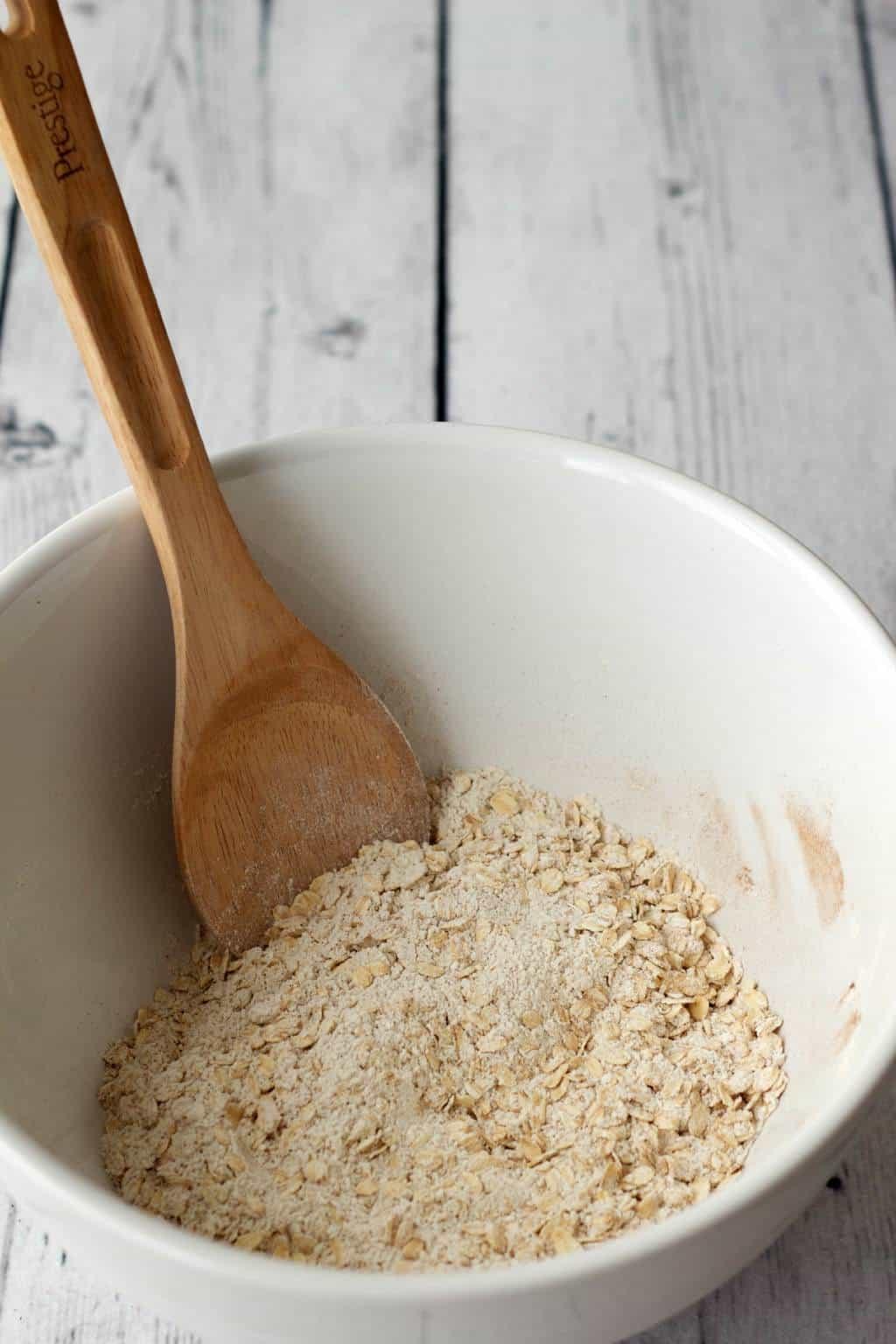 How to make #vegan Oatmeal Crunchies