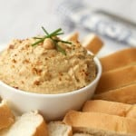 Spicy Vegan Hummus