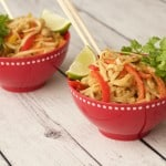 Spicy Tahini Noodles