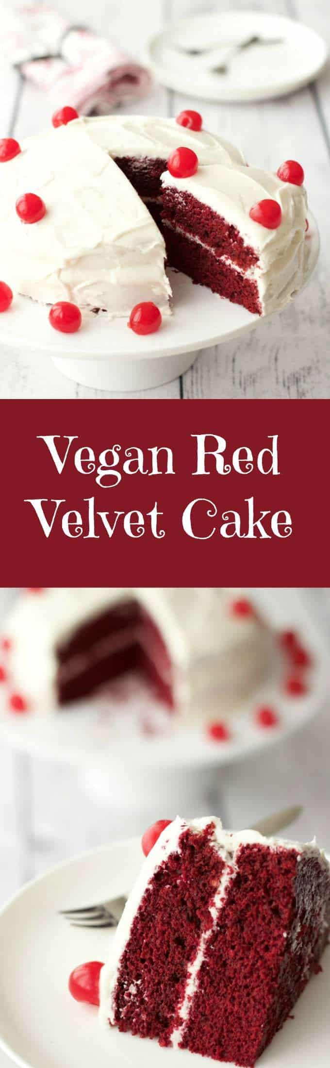 Vegan Red Velvet Cake Very Vegan Recipes Dinocro Info