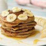 Gluten-Free Vanilla Protein Pancakes