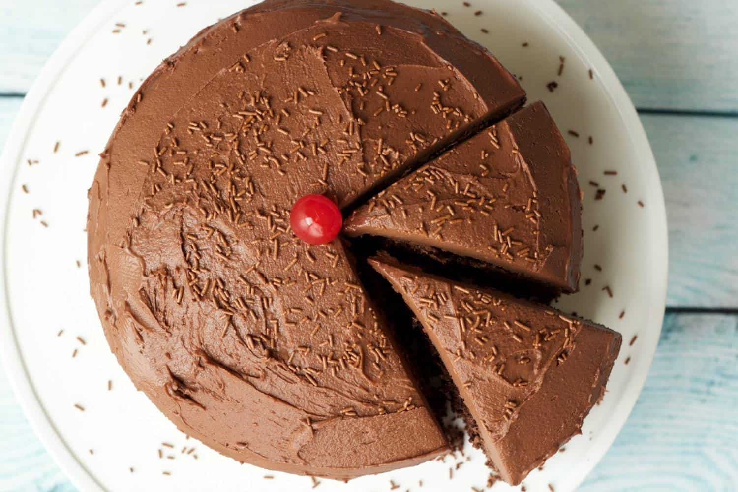 Gluten-Free Chocolate Cake - Loving It Vegan