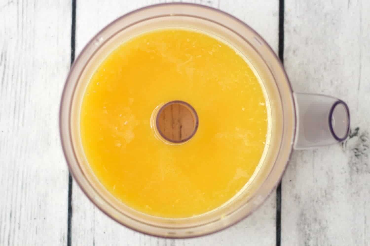 Fresh Squeezed Orange Juice - Ingredient 1 in our Mango Orange Crush Smoothie!