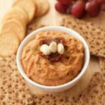 Sundried Tomato Cashew Cheese