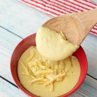 Creamy Vegan Cheese Sauce