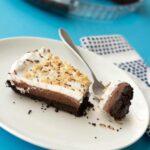 Vegan Chocolate Peanut Butter Oreo Pie