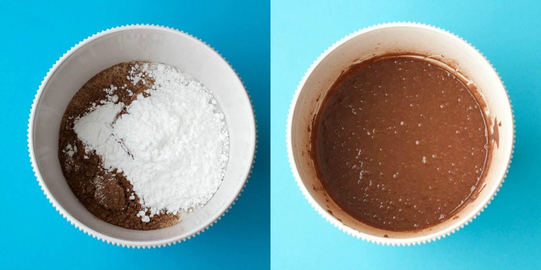 Making a Vegan Chocolate Peanut Butter Oreo Pie #vegan #lovingitvegan
