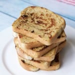 Quick and Easy Vegan French Toast