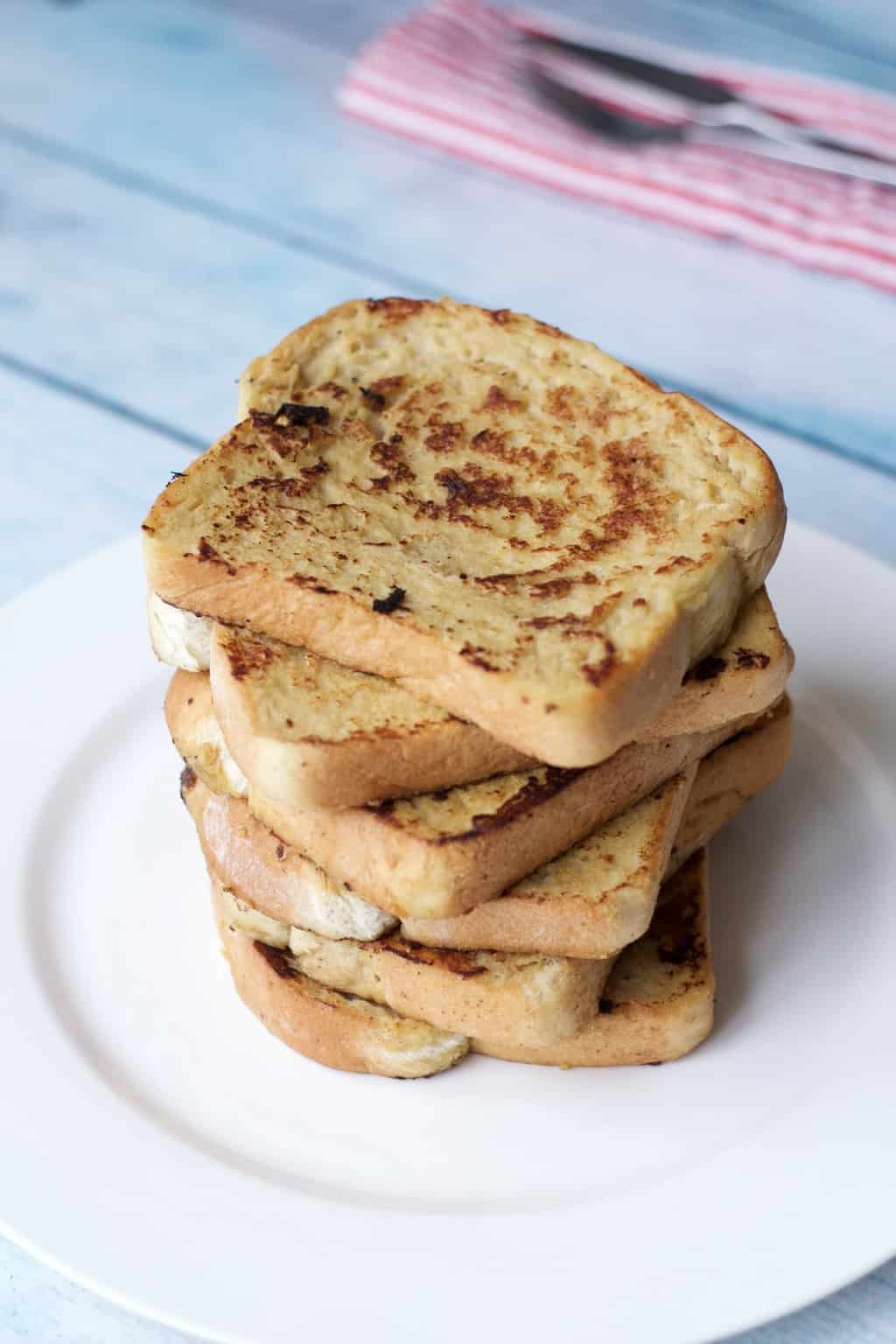 Quick and easy vegan french toast loving it vegan quick and easy vegan french toast vegan lovingitvegan breakfast dairyfree ccuart Gallery