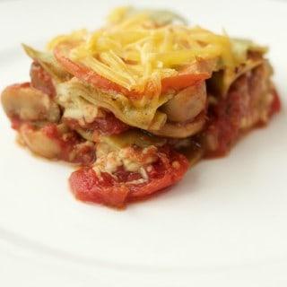 The Easiest Vegan Lasagna
