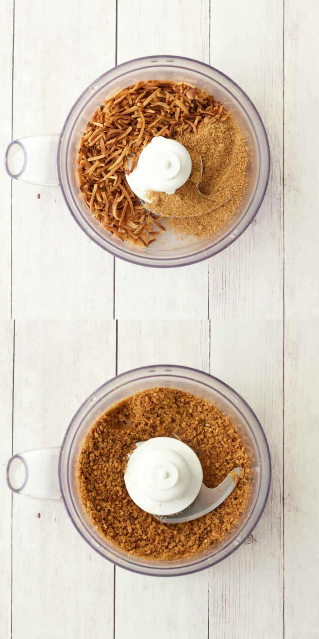 How To Make Toasted Coconut Topping #vegan #lovingitvegan #toasted #coconut