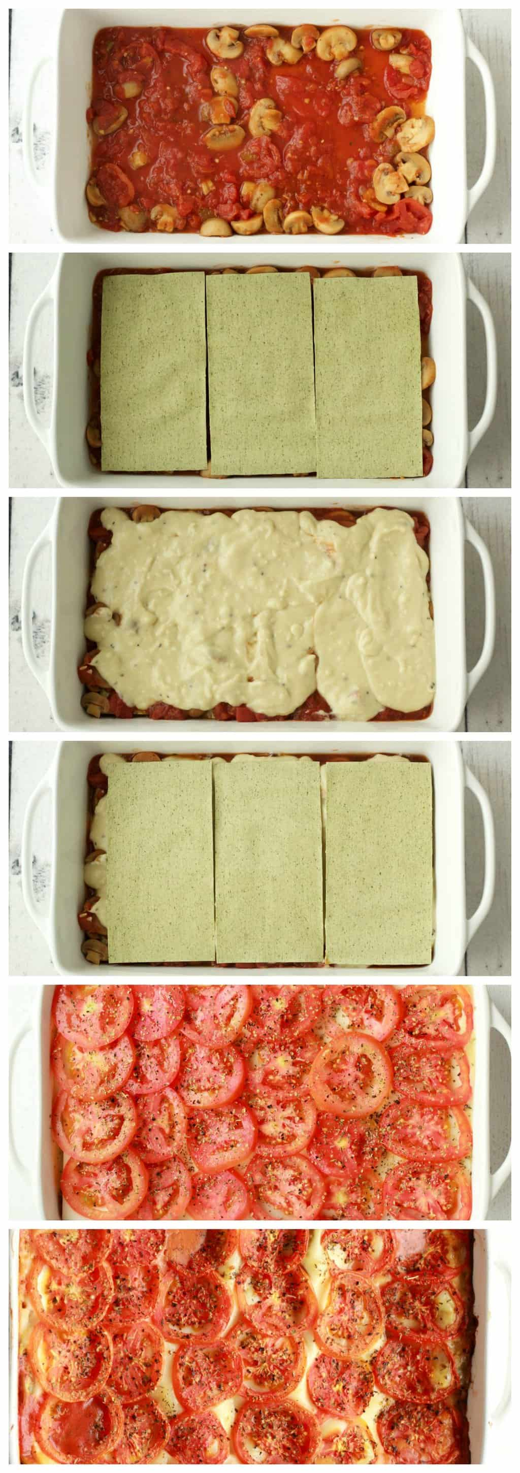 The Easiest Vegan Lasagna Loving It Vegan