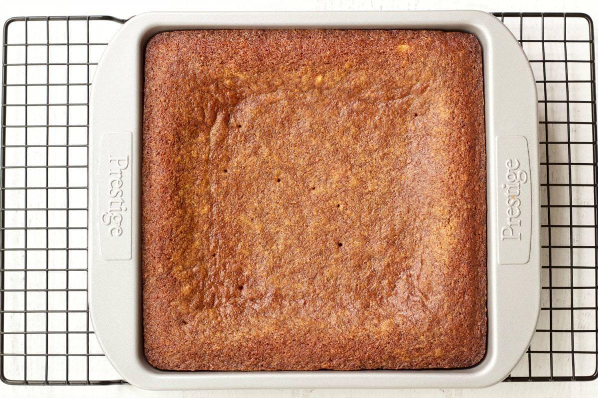Making Vegan Malva Pudding #vegan #lovingitvegan