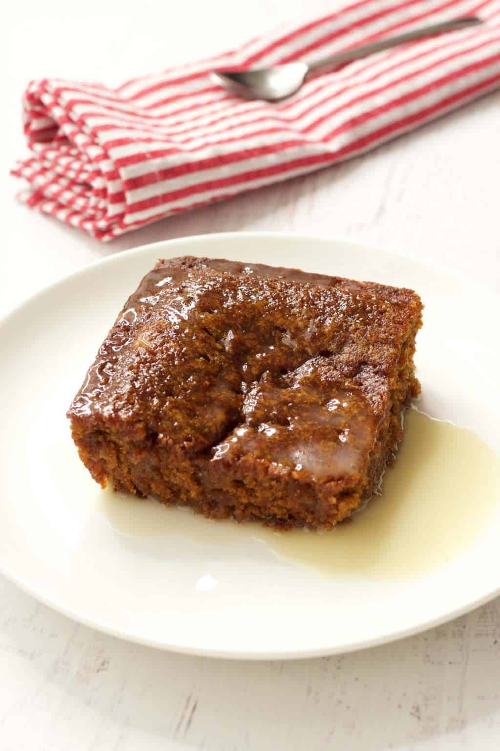 Vegan Malva Pudding 4