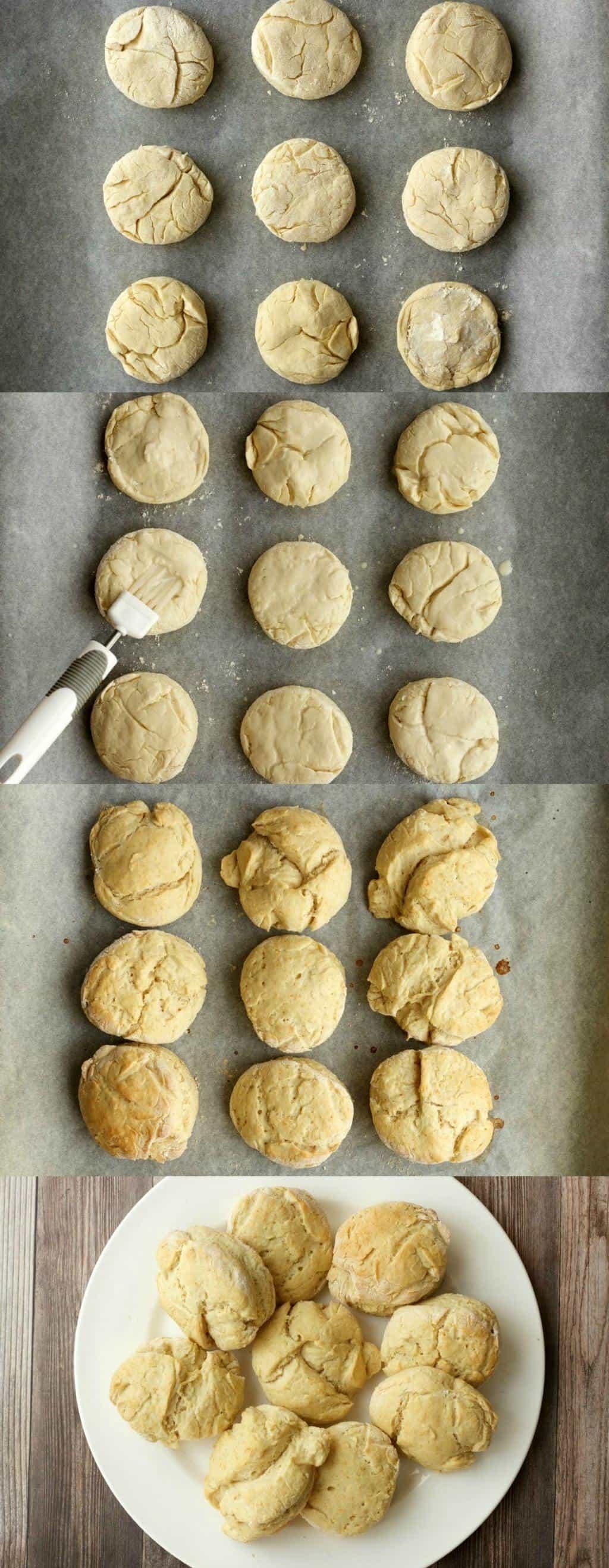 Making Vegan Scones #vegan #lovingitvegan #scones