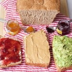 Easy No-Fail Wholewheat Bread