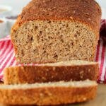 Easy No-Fail Wholewheat Bread
