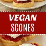 Vegan Scones