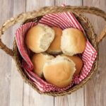 Easy Vegan Dinner Rolls