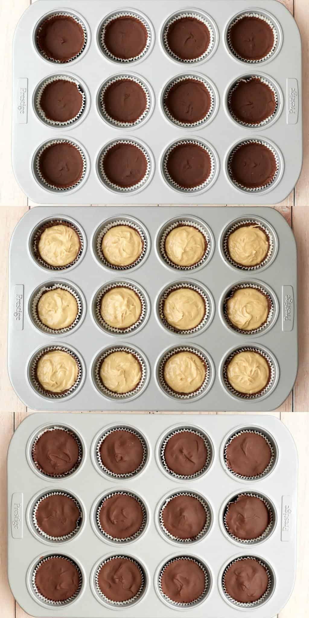 Making Vegan Peanut Butter Cups #vegan #lovingitvegan #dessert
