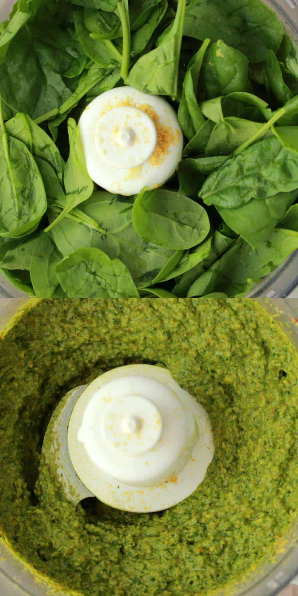 Making Vegan Pesto Pasta #vegan #lovingitvegan