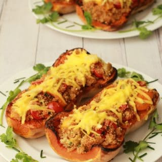 Stuffed Roasted Butternut – Gluten-Free