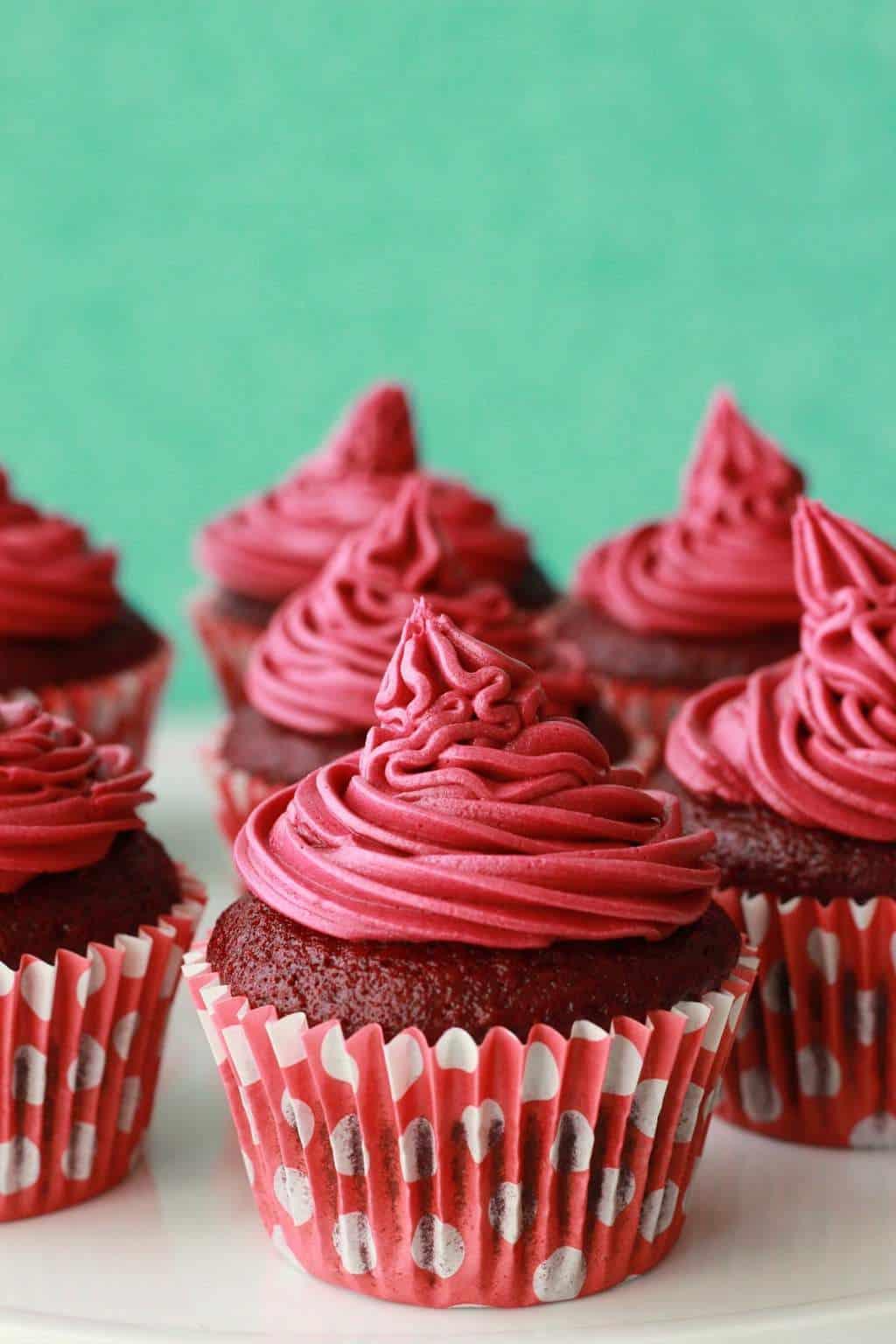 Vegan Red Velvet Cupcakes - blogs de Recipes