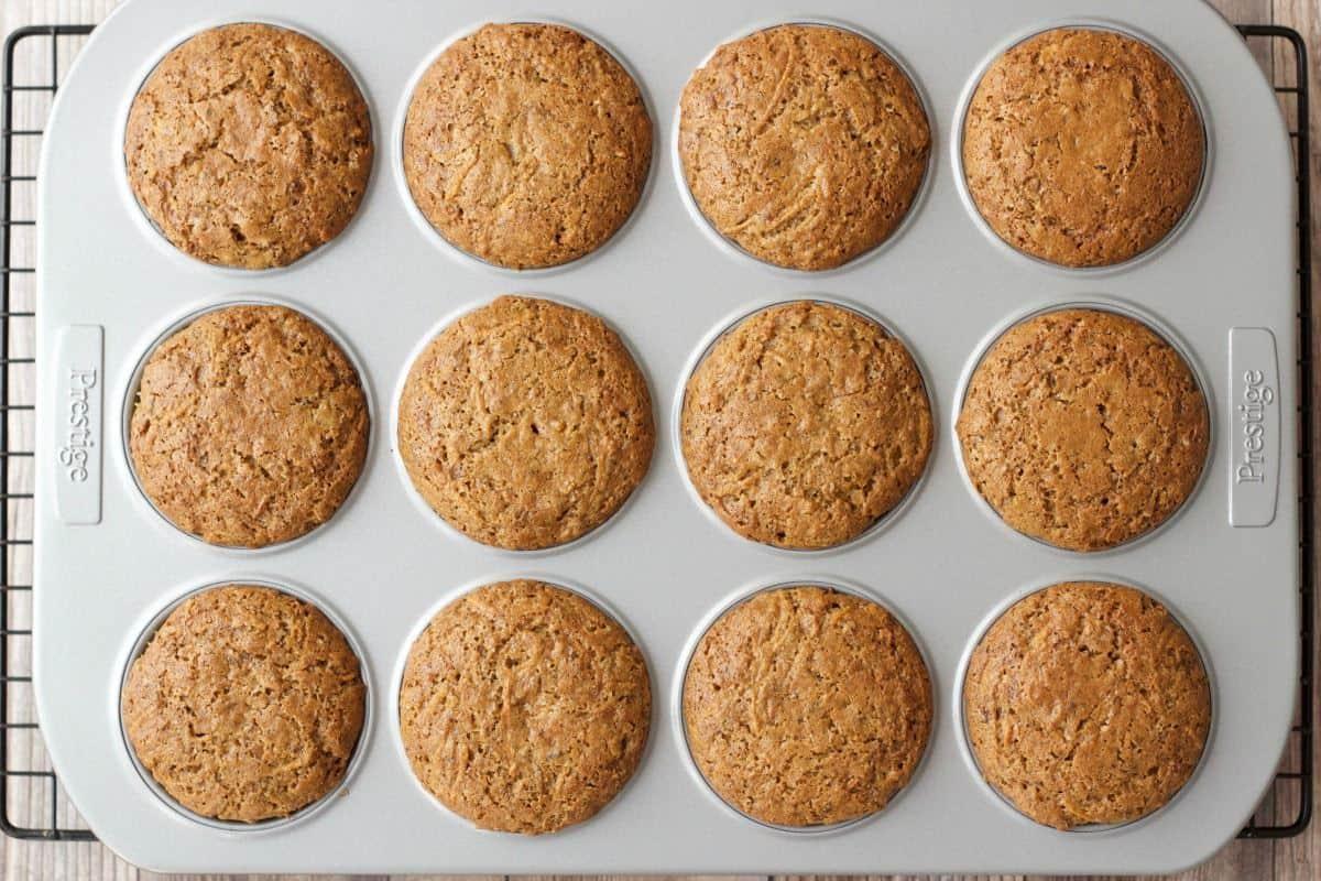Making gluten-free carrot cake cupcakes #vegan #lovingitvegan #glutenfree