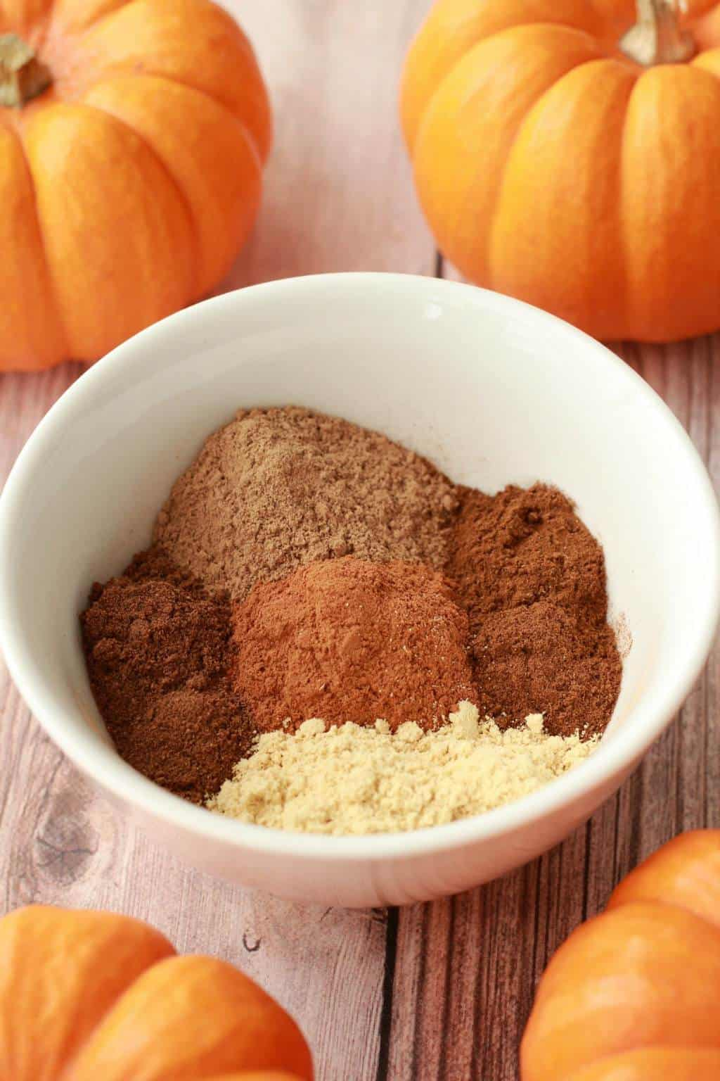 Homemade Pumpkin Pie Spice - Loving It Vegan