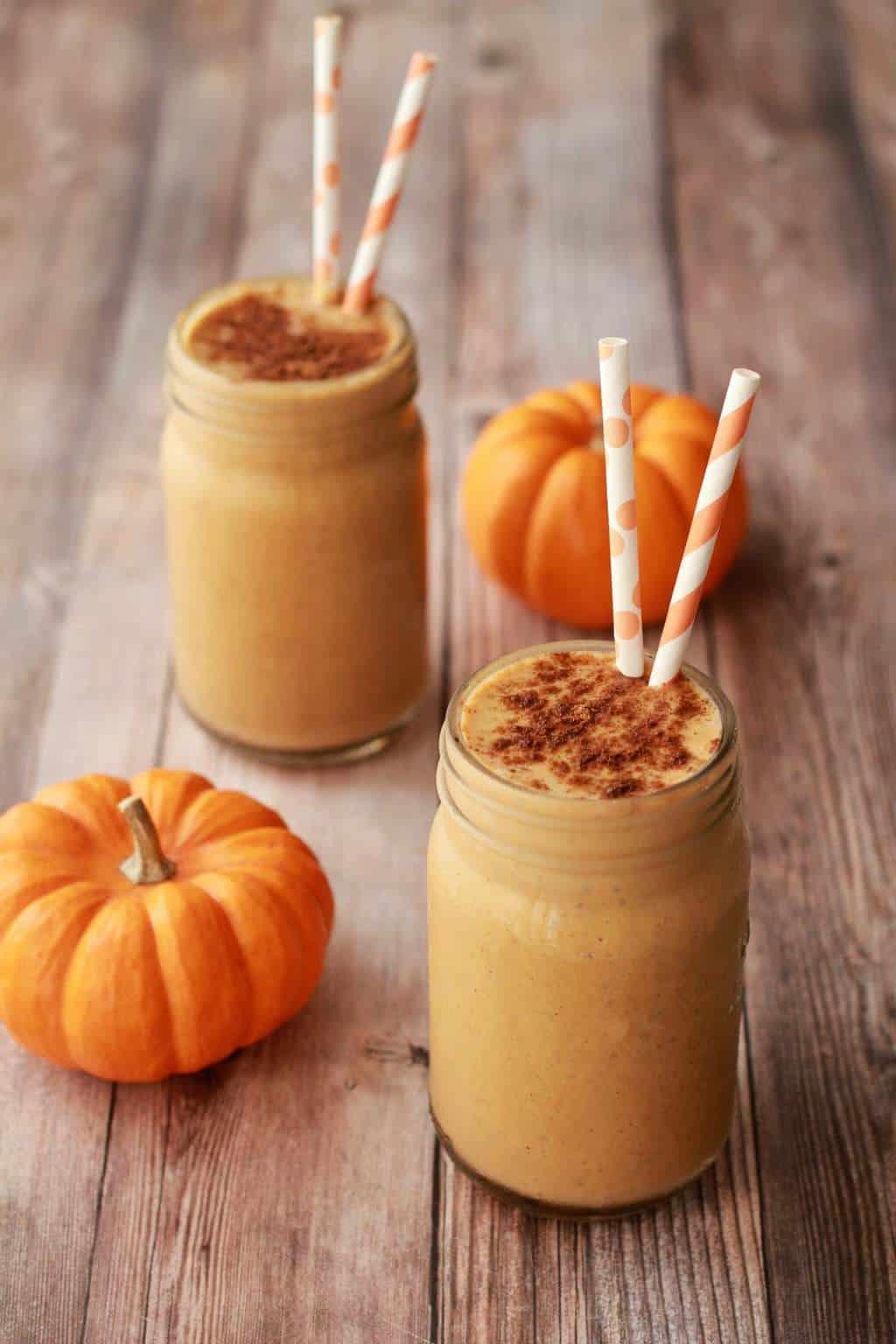 Pumpkin Pie Smoothie - Loving It Vegan