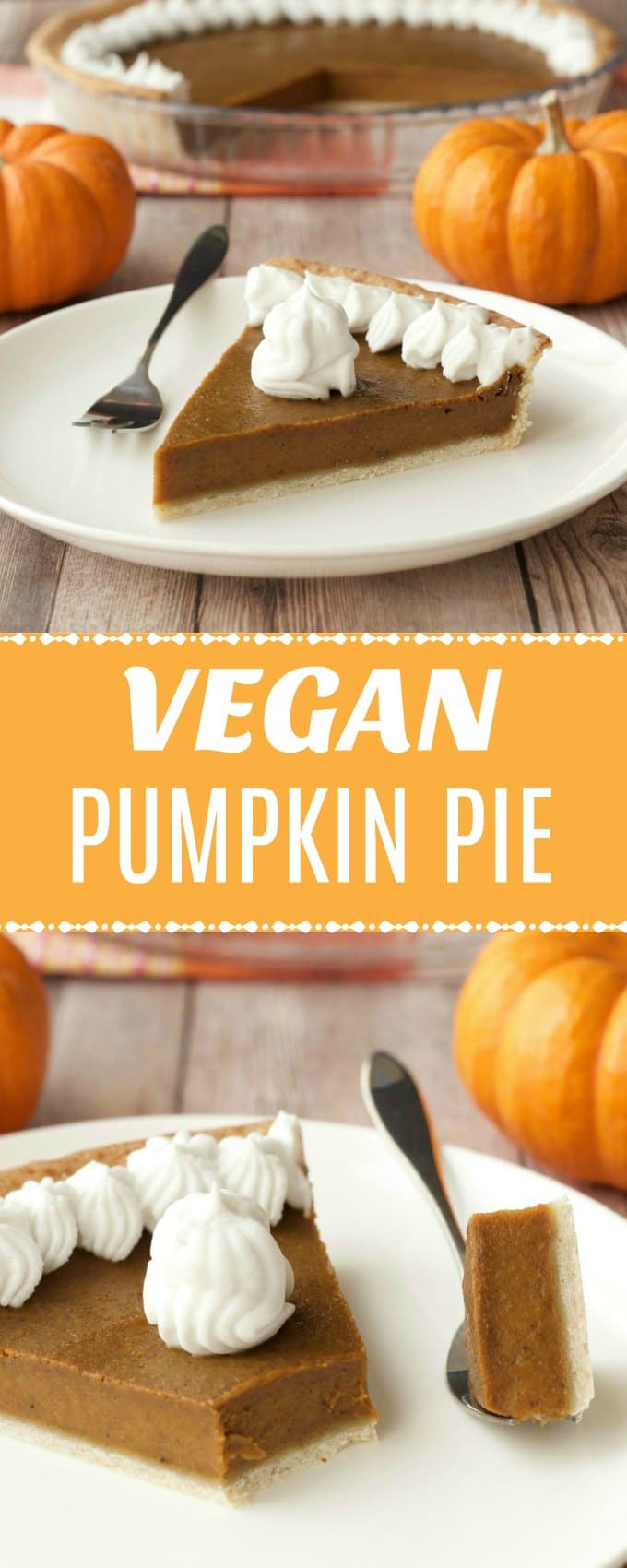 Rich and perfectly creamy vegan pumpkin pie. Wonderfully spiced and flavorful this delicious pie is perfect for the holidays. | lovingitvegan.com