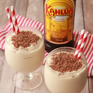 Kahlua Milkshake (Dom Pedro)