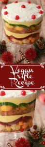 Vegan Trifle Recipe