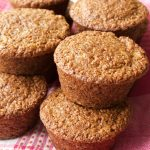 Easy Vegan Raisin Bran Muffins