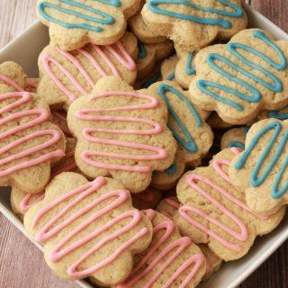 The Easiest Vegan Sugar Cookies