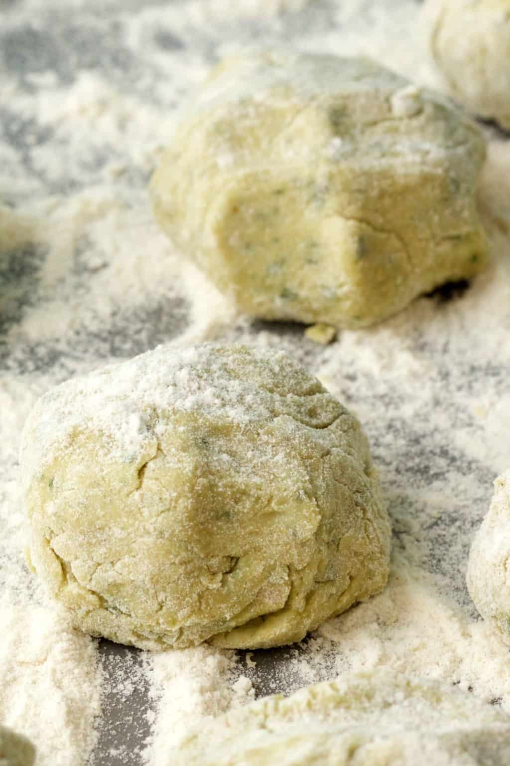 Making vegan falafel! #vegan #lovingitvegan #falafel #entree #savory