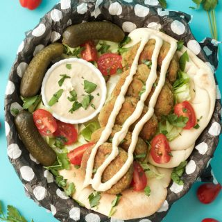 Easy Vegan Falafel Recipe