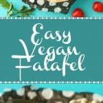 Vegan Falafel Recipe