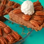 Raw Vegan Pecan Pie (Deliciously Rich!)