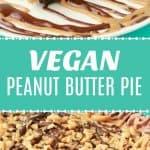 Vegan Peanut Butter Pie