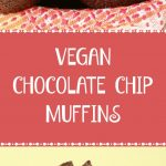 Vegan Chocolate Chocolate Chip Muffins