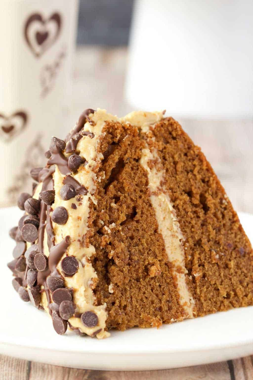Coffee Cake Fridge Or Room Temperature